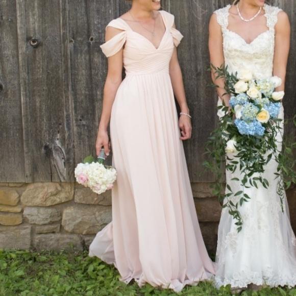 323f0ea03c9b Lulu's Dresses | Make Me Move Blush Pink Maxi Dress | Poshmark